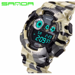 Đồng hồ điện tử SANDA JB11