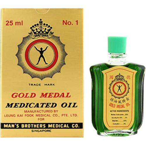 Dầu xanh gold medal 25ml