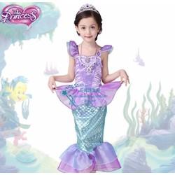 Đầm công chúa Nàng tiên cá Ariel