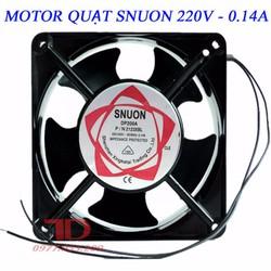Quạt hút gió mini 220V - đa năng