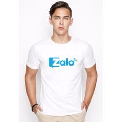 Áo thun nam vải Thái Lan Zalo  AoZLnam - có 7 màu