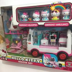 Rescue Set - Hello Kitty  KT475