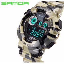 Đồng hồ điện tử SANDA DH11