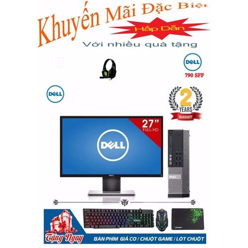 Máy tính Dell  790 SFF Core i7-2600, Ram 8GB, SSD 120GB, vga rời 2g - 5679436 , 9601936 , 15_9601936 , 7540000 , May-tinh-Dell-790-SFF-Core-i7-2600-Ram-8GB-SSD-120GB-vga-roi-2g-15_9601936 , sendo.vn , Máy tính Dell  790 SFF Core i7-2600, Ram 8GB, SSD 120GB, vga rời 2g