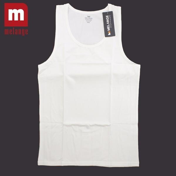 Áo sát nách cotton MC.41.01 - Thương hiệu Melange 3