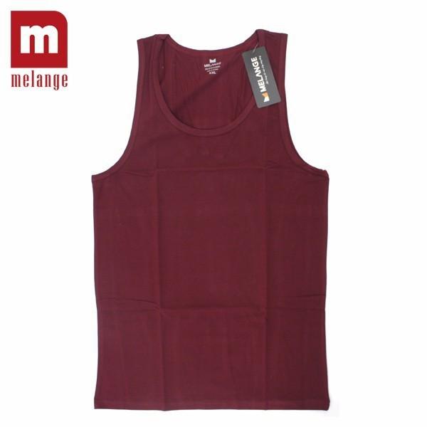Áo sát nách cotton MC.41.01 - Thương hiệu Melange 2