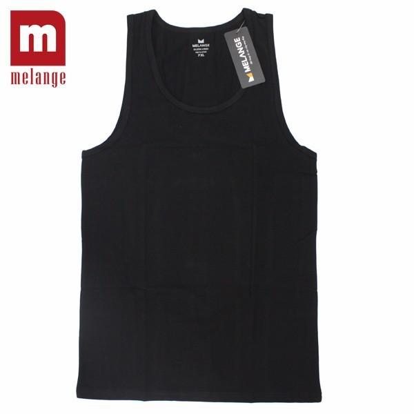 Áo sát nách cotton Melange MC.41.03 1