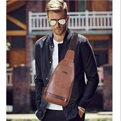Túi đeo chéo nam cao cấp, thời trang, cá tính mới nhất