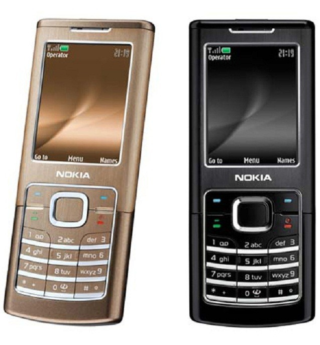Điện thoại Nokia 6500 Classic chính hãng 5