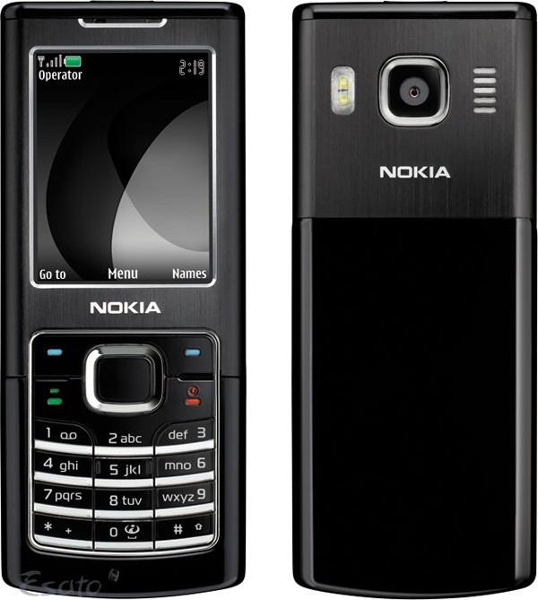 Điện thoại Nokia 6500 Classic chính hãng 1