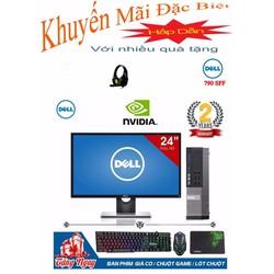 Máy tính 790 SFF Core i5-2500, Ram 8GB, VGA GT 1030 LP 2GB, HDD 1TB