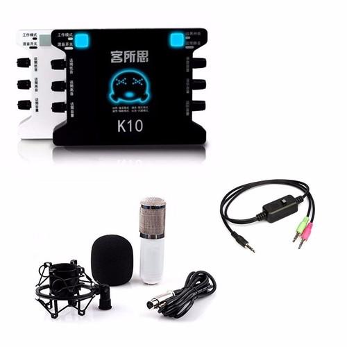 Combo Micro BM800 + Sound card XOX K10 + Dây Livestream XOX MA2 - 4969247 , 8198895 , 15_8198895 , 1609000 , Combo-Micro-BM800-Sound-card-XOX-K10-Day-Livestream-XOX-MA2-15_8198895 , sendo.vn , Combo Micro BM800 + Sound card XOX K10 + Dây Livestream XOX MA2