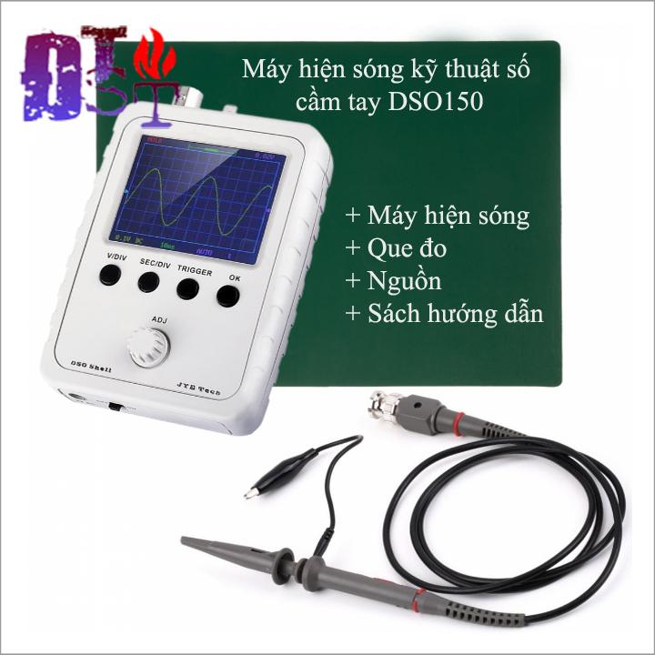 Máy hiện sóng kỹ thuật số cầm tay DSO150 2