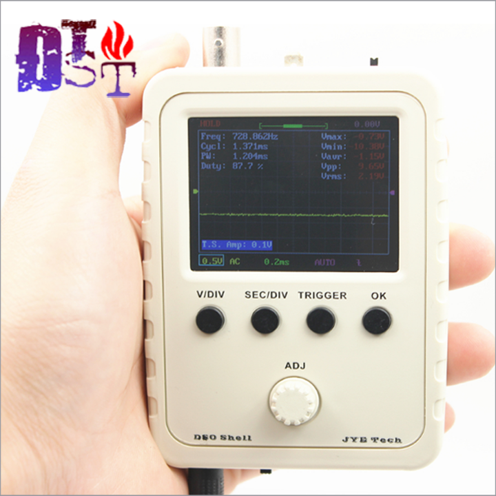 Máy hiện sóng kỹ thuật số cầm tay DSO150 1