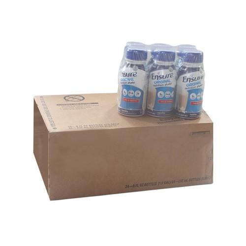 Thùng sữa Ensure Orginal nước hương Vani 237ml - 24 chai - 10533822 , 8190874 , 15_8190874 , 800000 , Thung-sua-Ensure-Orginal-nuoc-huong-Vani-237ml-24-chai-15_8190874 , sendo.vn , Thùng sữa Ensure Orginal nước hương Vani 237ml - 24 chai
