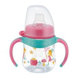 Bình tập uống PP cổ rộng NIP 150ml cho bé