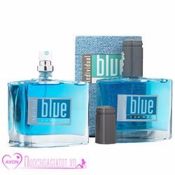 COMBO 1 CẶP CHAI NƯỚC HOA AVON BLUE INDIVIDUAL FOR HIM VÀ HER 50ML