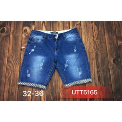 Quần short jeans nam size lớn mà xanh đậm