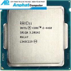 CPU core i5 4460 3.2Ghz tray fan zin socket 1150 thế hệ 4