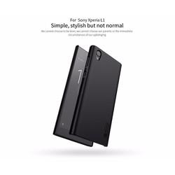 Ốp Lưng Sony Xperia L1 Hiệu Nillkin Dạng Sần Chính Hãng