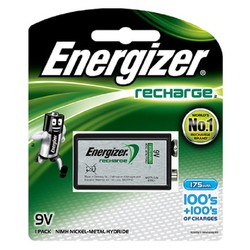 Pin sạc 9V vuông Energizer NH 22N 8.4V – 6HR61 dung lượng 175mAh