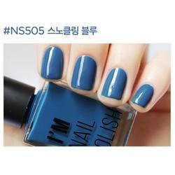 Nước Sơn Móng Tay Memebox Hàn Quốc Im Nail Màu NS505