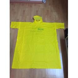 Áo mưa cánh dơi màu vàng