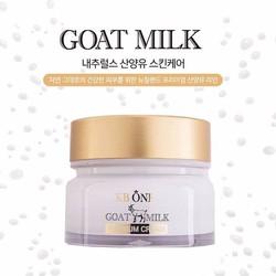 Kem Sữa Dê Dưỡng Trắng Da KB One Hàn Quốc