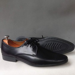 Giày tây nam đen cột dây sang trọng giá rẻ