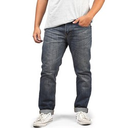 Quần jean nam đơn giản màu xanh dương tối A3333