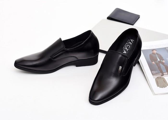 Giày tăng chiều cao nam G310 cao thêm 7cm 7