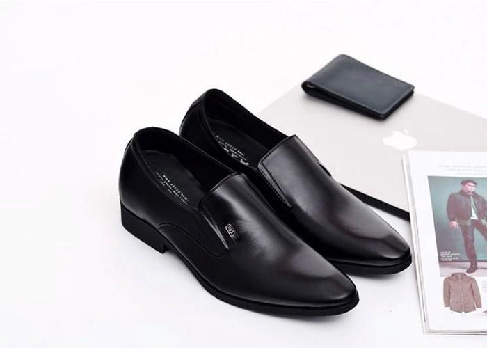 Giày tăng chiều cao nam G310 cao thêm 7cm 8