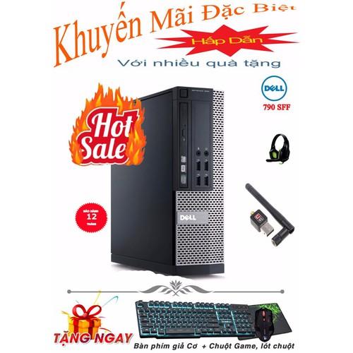 Máy tính để bàn Dell OptiPlex 790 SFF Core i7-2600, Ram 8GB, HDD 1TB - 10536381 , 8213521 , 15_8213521 , 9560000 , May-tinh-de-ban-Dell-OptiPlex-790-SFF-Core-i7-2600-Ram-8GB-HDD-1TB-15_8213521 , sendo.vn , Máy tính để bàn Dell OptiPlex 790 SFF Core i7-2600, Ram 8GB, HDD 1TB