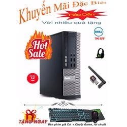 Máy tính Văn Phòng DELL OPTIPLEX 790 SFFG640, Ram 8GB, SSD 120GB