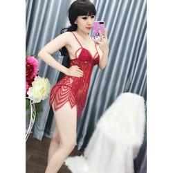 Đầm Ngủ Sexy Đuôi Cá Siêu Quyến Rủ H01