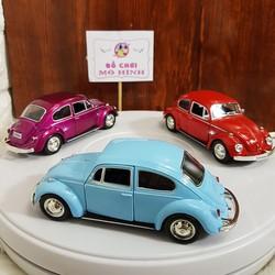 Xe Ô Tô mô hình Volkswagen Beetle 1:36