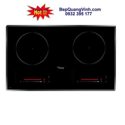 Bếp từ đôi Canzy CZ 06I - 10538103 , 8227703 , 15_8227703 , 2759000 , Bep-tu-doi-Canzy-CZ-06I-15_8227703 , sendo.vn , Bếp từ đôi Canzy CZ 06I