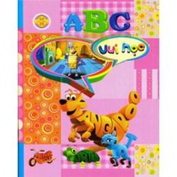 5 cuốn Tập vở học sinh ABC Hòa Bình 4 ô ly 96 trang