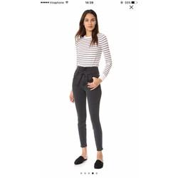 Quần jean skinny lưng cao vnxk xịn