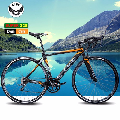 Xe đạp đua Life Super328 Size 48 - 4969753 , 8219068 , 15_8219068 , 8700000 , Xe-dap-dua-Life-Super328-Size-48-15_8219068 , sendo.vn , Xe đạp đua Life Super328 Size 48