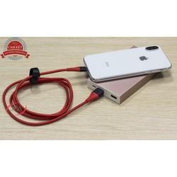 Cáp iPhone Rock Hi Tensile lightning2.1A