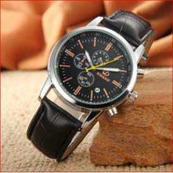 Đồng hồ Nam dây da giá rẻ đẹp