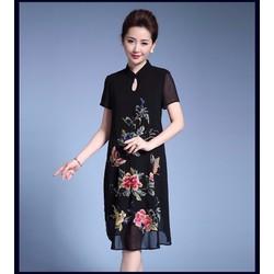 Đầm váy nữ cực xinh TDV37