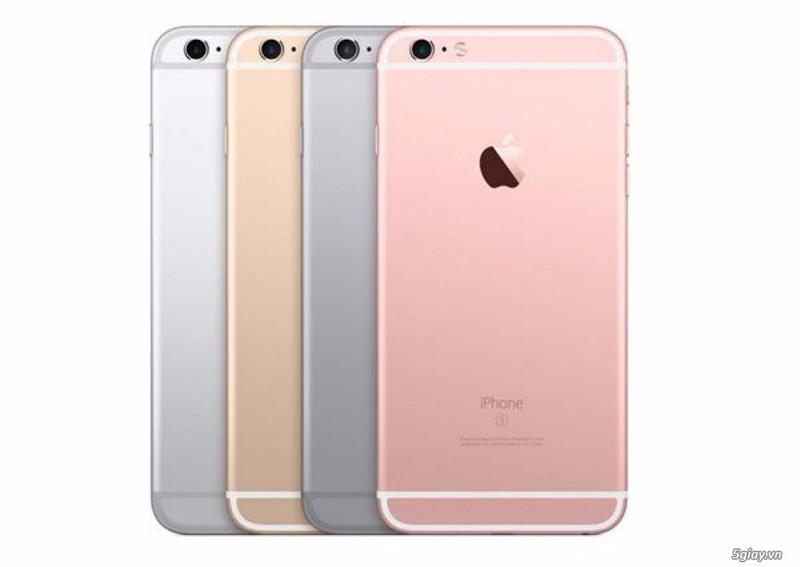 IPhone 6S Gold 16GB Quốc Tế  - Tặng Ốp Lưng + Dán Cường Lực 2
