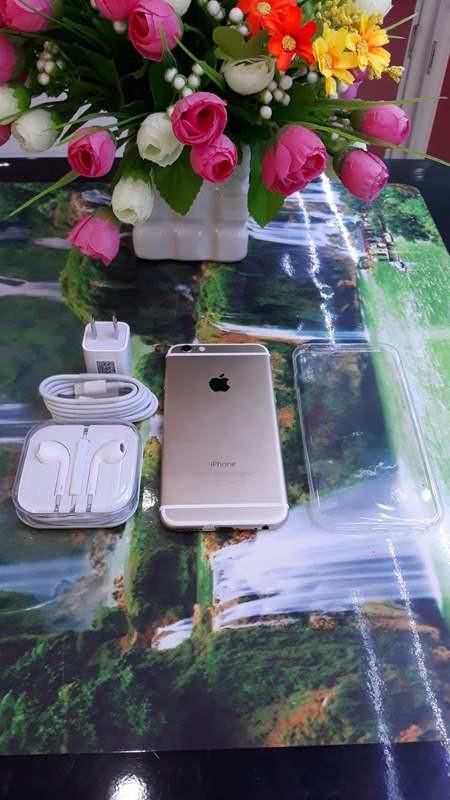 IPhone 6S Gold 16GB Quốc Tế  - Tặng Ốp Lưng + Dán Cường Lực 3