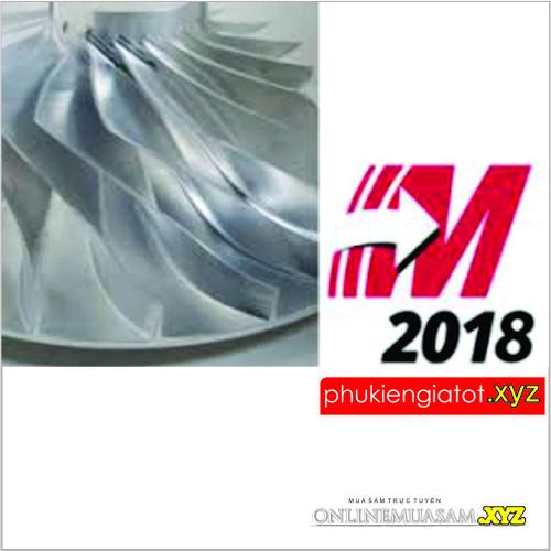 Bộ DVD Mastercam 2018 FULL _ Giáo Trình A_Z