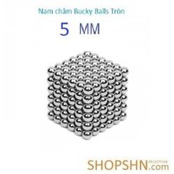 Nam Châm Buckyballs 5mm