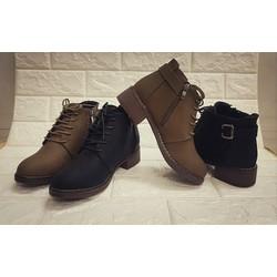 Giày bốt nữ cực ngầu