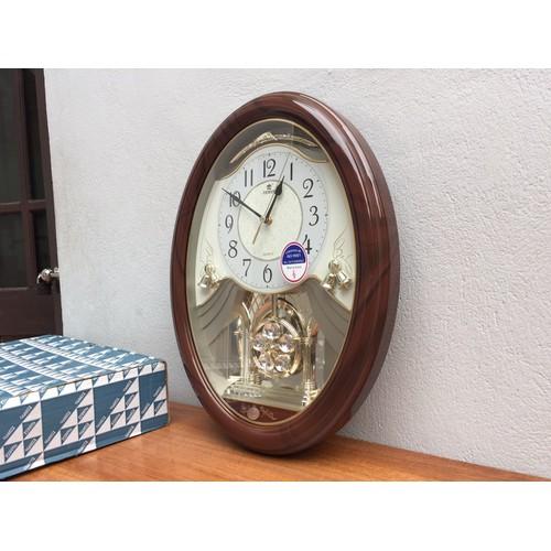 đồng hồ treo tường quả lắc - 4969930 , 8233825 , 15_8233825 , 1850000 , dong-ho-treo-tuong-qua-lac-15_8233825 , sendo.vn , đồng hồ treo tường quả lắc