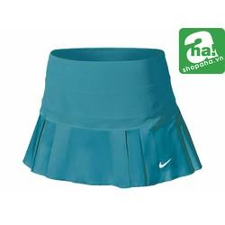 Váy Tennis Màu Xanh Chấm Bi
